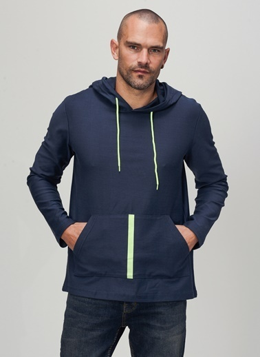 People By Fabrika Sweatshirt İndigo